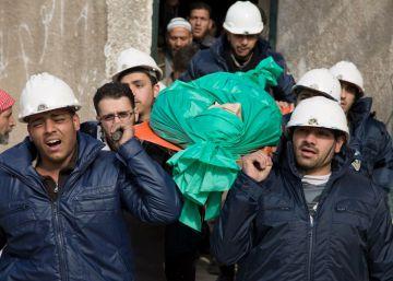 """""""Han bombardeado tres de los cuatro centros que tenemos en Alepo"""""""