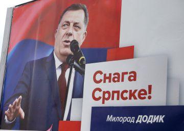 Un polémico referéndum en Bosnia trae viejas rencillas del pasado
