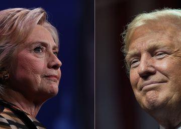 ¿Cómo noquear a Trump en el debate? ¿Y a Clinton? Las tácticas