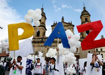 La generación de la paz que se mueve en Colombia