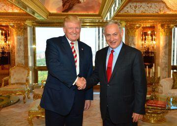 Trump promete a Netanyahu que reconocerá Jerusalén como capital unida de Israel