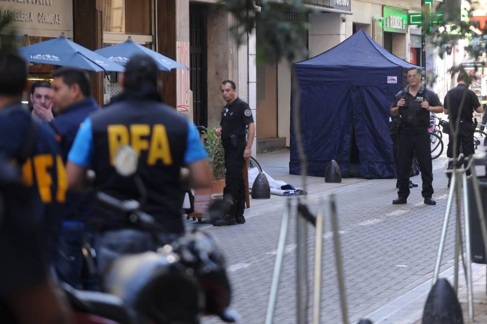 Un abogado armado que intentó repeler un asalto mató a un hombre que caminaba por una calle del centro de Buenos Aires, en abril pasado.