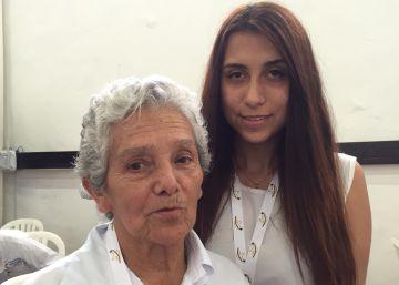 """Víctima de las FARC: """"Me alivia saber que no habrá otra mamá que pase por lo mismo"""""""