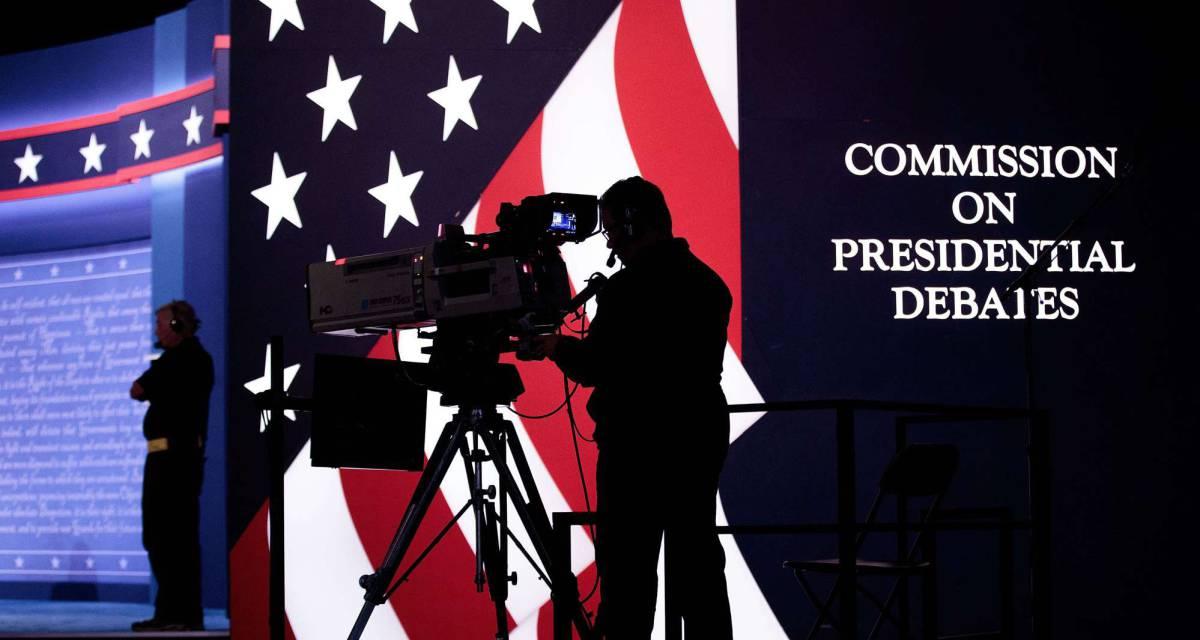 Todo a punto para el primer debate presidencial de 2016
