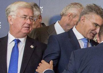 Londres torpedea las propuestas para mejorar la defensa común en la UE