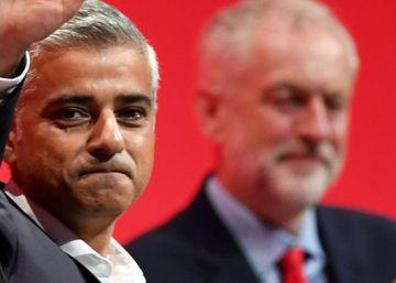 El alcalde de Londres desafía a Corbyn y le recuerda que la prioridad es ganar