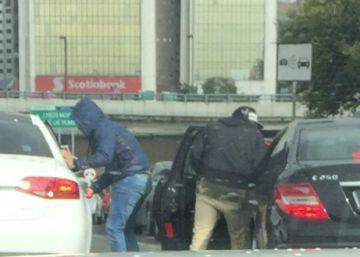 Ola de asaltos en una de las avenidas más importantes de Ciudad de México