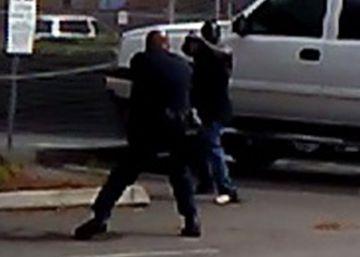 El afroamericano muerto a tiros en El Cajón empuñó un cigarrillo electrónico