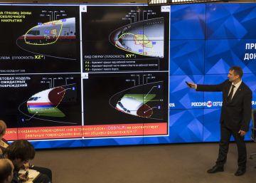 Rusia niega las acusaciones de la comisión internacional sobre el derribo del Boeing malasio