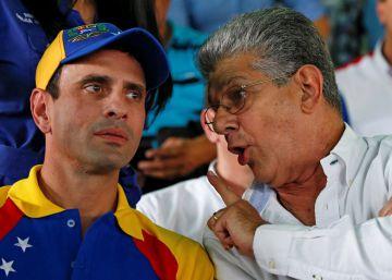 El chavismo abre un proceso contra Capriles por irregularidades presupuestarias
