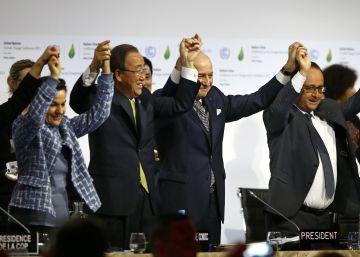Un panel de expertos defiende que el pacto climático de París es insuficiente