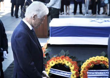 """""""Trabajé a su lado, Peres fue un símbolo de Israel"""""""