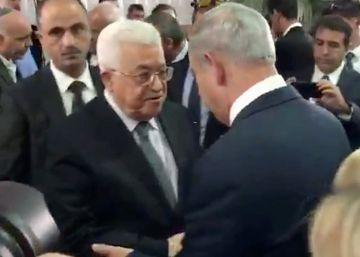 Obama llama a reanudar el proceso de paz en el funeral de Simón Peres