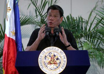 El presidente de Filipinas se compara con Hitler y dice que exterminaría a tres millones de drogadictos