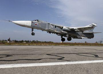 Más de 3.000 civiles muertos en un año de bombardeos rusos en Siria