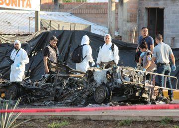 El Ejército investiga a los hijos del Chapo por la emboscada a un convoy militar