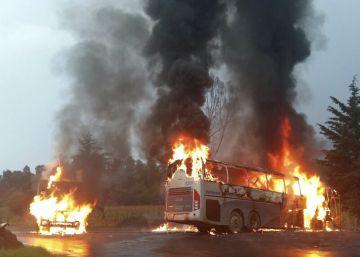 Los autobuses vuelven a circular en Michoacán tras 24 horas de paro