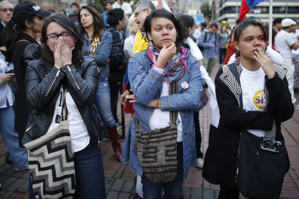 Colômbia diz 'não' ao acordo de paz com as FARC
