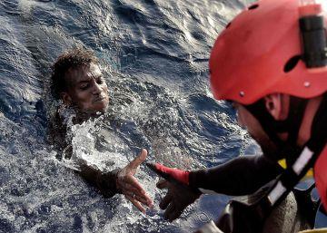 Más de 6.000 migrantes rescatados y nueve muertos en el Canal de Sicilia