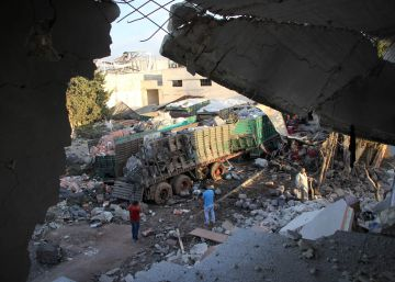 EE UU suspende el diálogo con Rusia sobre la guerra siria