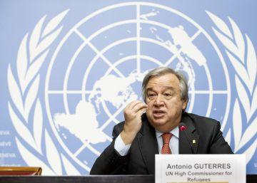 Guterres se perfila como próximo secretario general de la ONU