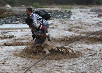 Matthew deja 25 muertos y miles de desplazados en el Caribe