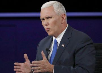 """Esa cosa mexicana"", la frase que se volvió contra el republicano Pence"