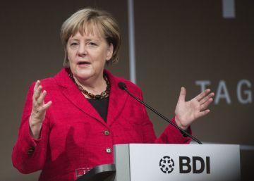 """Merkel endurece el tono ante el 'Brexit' y anuncia negociaciones """"no fáciles"""""""