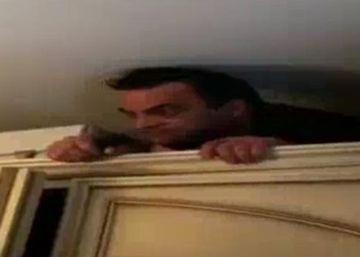 Detenido un capo italiano escondido en un armario