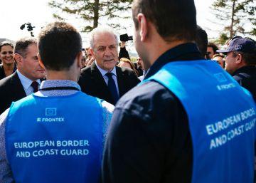 La UE estrena en un paso entre Bulgaria y Turquía su nueva policía fronteriza