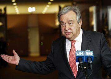 Guterres promete servir a los más desfavorecidos como secretario general de la ONU