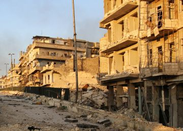La ONU alerta sobre la destrucción total del este de Alepo por los bombardeos