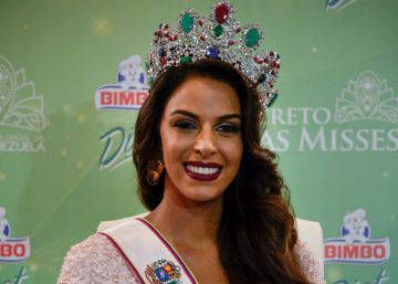 Threadbare Miss Venezuela event highlights country's crisis