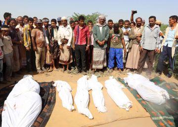 Las rivalidades regionales y la matanza minan el esfuerzo para pacificar Yemen