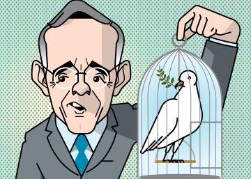 Uribe, el patrón del 'no'