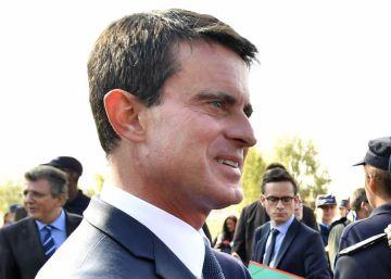 """Valls: """"El Ejército francés no podrá ser eternamente el Ejército europeo"""""""