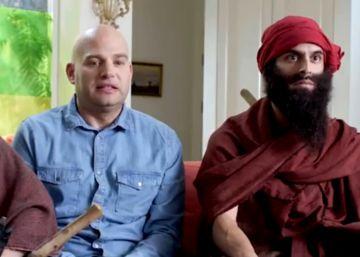 Israel airea su versión de la historia en un vídeo satírico tipo 'Vaya Semanita'