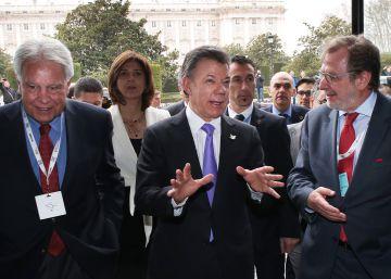 La conexión española con el Nobel de Santos