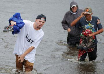El huracán Matthew causa al menos 10 muertos en Estados Unidos