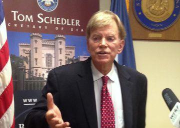 El denostado exlíder del Ku Klux Klan que quiere ser senador