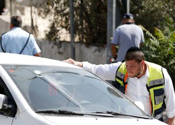 Un palestino mata a tiros a dos israelíes en Jerusalén