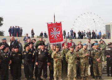 Los voluntarios rusos de Ucrania quieren consolidarse como cuerpo militar