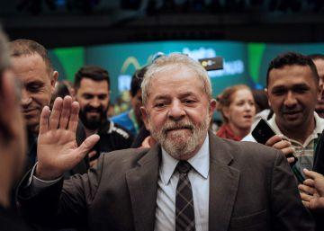 La fiscalía denuncia a Lula por favorecer a Odebrecht en África