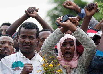 """Etiopía culpa a Egipto y Eritrea de """"financiar y armar"""" la revuelta de los oromo"""