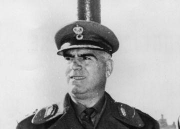 Stylianós Patakós, fascista hasta el final