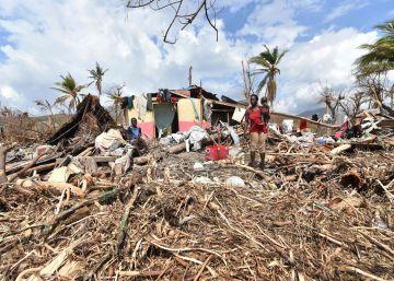El cólera y la falta de agua castigan a Haití tras el huracán