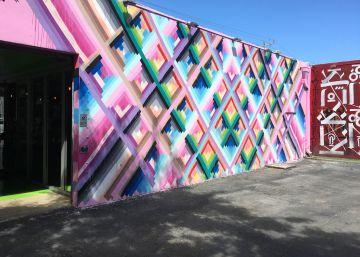 Wynwood, el epicentro de un nuevo arte urbano en Florida