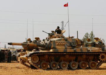 Turquía purga a cientos de militares asignados a cuarteles de la OTAN