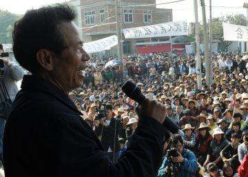 El alcalde 'demócrata' de China desafía a las autoridades