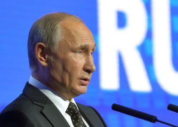 Putin en campaña